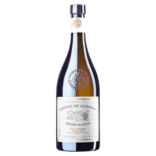 Reserve Blanche Chateau Glerolles