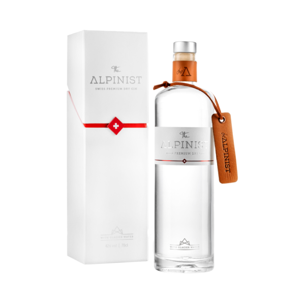 The Alpinist Gin Gift